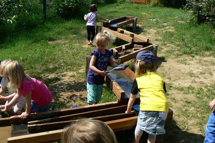 Bild vom Kindergarten Spatzennest